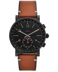 Fossil Watch Hybrid Mod. Barstow - Bruin