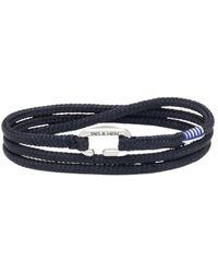 Pig & Hen Bracelet P25-063000 - Blauw