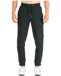 Emporio Armani Men's Sport Tracksuit Trousers - Zwart