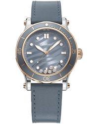 Chopard Happy Ocean Watch - Gris