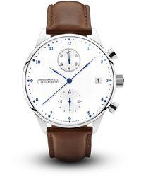 About Vintage 1815 Chronograph - Bruin