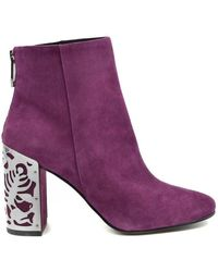 What For Boots - Rood