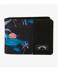 Billabong Cartera Tides - Zwart