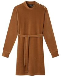 A.P.C. Dress - Bruin