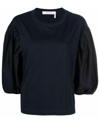 See By Chloé Sweater - Blauw