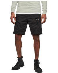 G-Star RAW Shorts - Zwart
