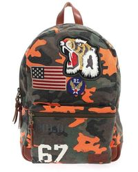 Polo Ralph Lauren Backpack 405831255 001 - Oranje