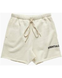 Fear Of God Essentials Graphic Sweat Shorts - Wit