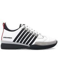 DSquared² Sportschoenen - Wit
