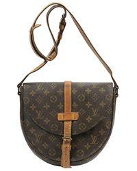 Louis Vuitton Tweedehands Chantilly - Bruin