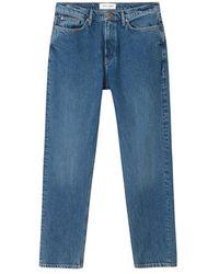Samsøe & Samsøe Eddie jeans 14029 - Blu