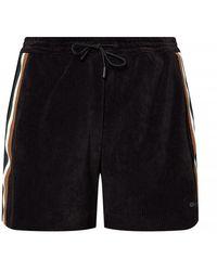 DSquared² Corduroy shorts - Schwarz