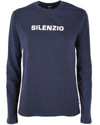 Aspesi T-shirt - Bleu