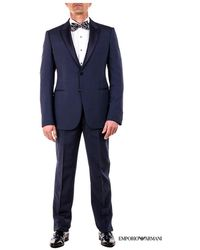 Emporio Armani Tuxedo - Blauw