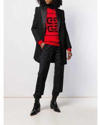 Givenchy Coat Negro