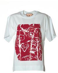 Plan C Tshirt - Bianco