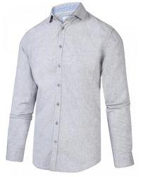 BLUE INDUSTRY Overhemd - Grijs
