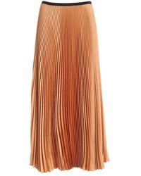 Paolo Fiorillo Capri Skirt - Oranje