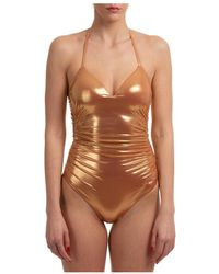 Emporio Armani Swimsuit - Geel