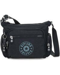 Kipling Shoulder Bag - Blauw