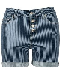 7 For All Mankind Shorts - Blanc