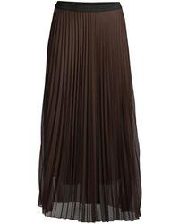 Marella Skirt - Marrone