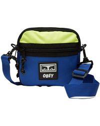 Obey Bag - Blau