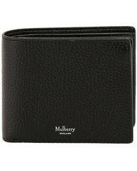 Mulberry Wallet Rl4918346 - Schwarz