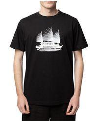 Maharishi T-shirt - Schwarz