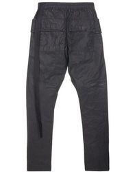 Rick Owens - Cargo Pants Negro - Lyst