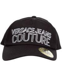 Versace Jeans Couture Cappello - Noir