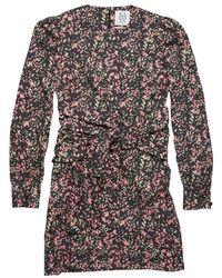 Zoe Karssen Vicky Wrap Belt Dress - Roze
