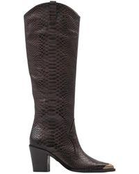 Bronx Boots 14198-k-20 - Braun