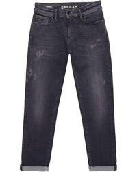 Denham Jeans - Zwart