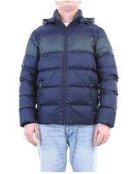 Michael Kors Cf82e558r4 Short Jacket - Blauw