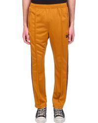 Needles Trousers - Jaune