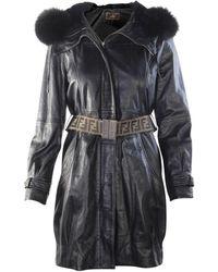 Fendi Vintage Jacket - Zwart