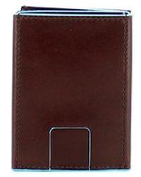 Piquadro Pocket Square Rfid wallet Marrón - Morado