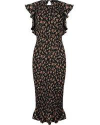 Lofty Manner Dress Celia - Zwart