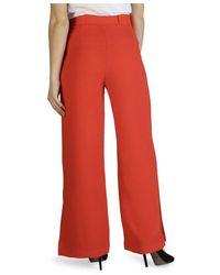Armani Exchange - Pants Naranja - Lyst