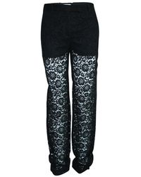 Givenchy Trousers - Zwart