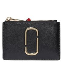 Marc Jacobs Wallet - Zwart