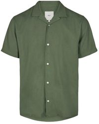 Minimum Emanuel 6991 Shirt - Groen