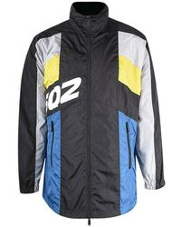 DSquared² Windbreaker jacket - Nero
