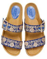 Desigual Shoes - Blu