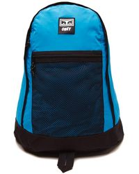 Obey Zaino Conditions Day Pack 100010107 - Blauw
