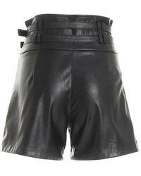 Pinko Shorts Negro