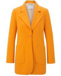 IVY & OAK Long Blazer - Oranje