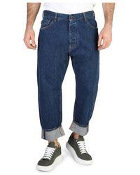 Jacob Cohen Jeans dal taglio dritto - Blu