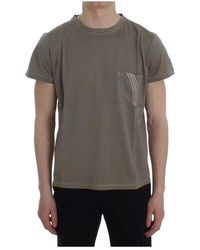 Ermanno Scervino Crewneck t-shirt - Vert